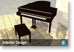 Show house interior design