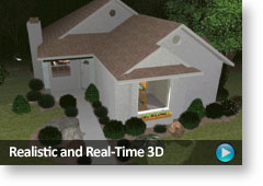 Realistic 3D Home Design